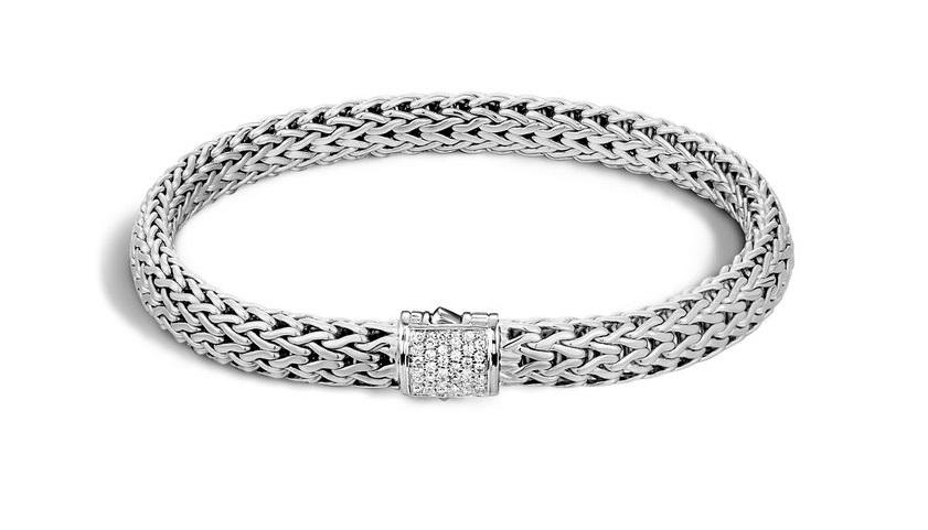 diamond John Hardy bracelet available in Newfoundland