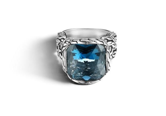 Braided John Hardy ring available at Diamond Design