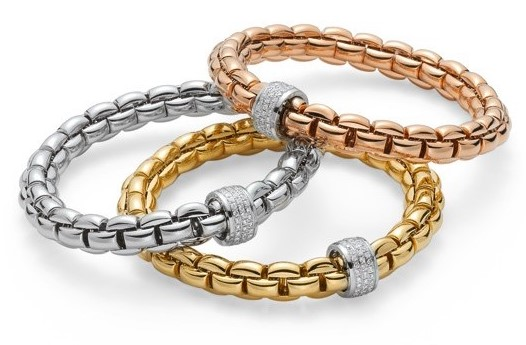Fope stacking bracelets