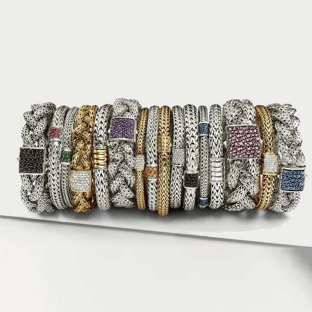 Countdown to Christmas: Stacking Bracelets