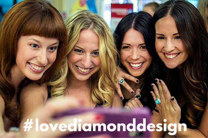 Share With Us! #lovediamonddesign