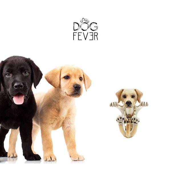dog fever hug ring