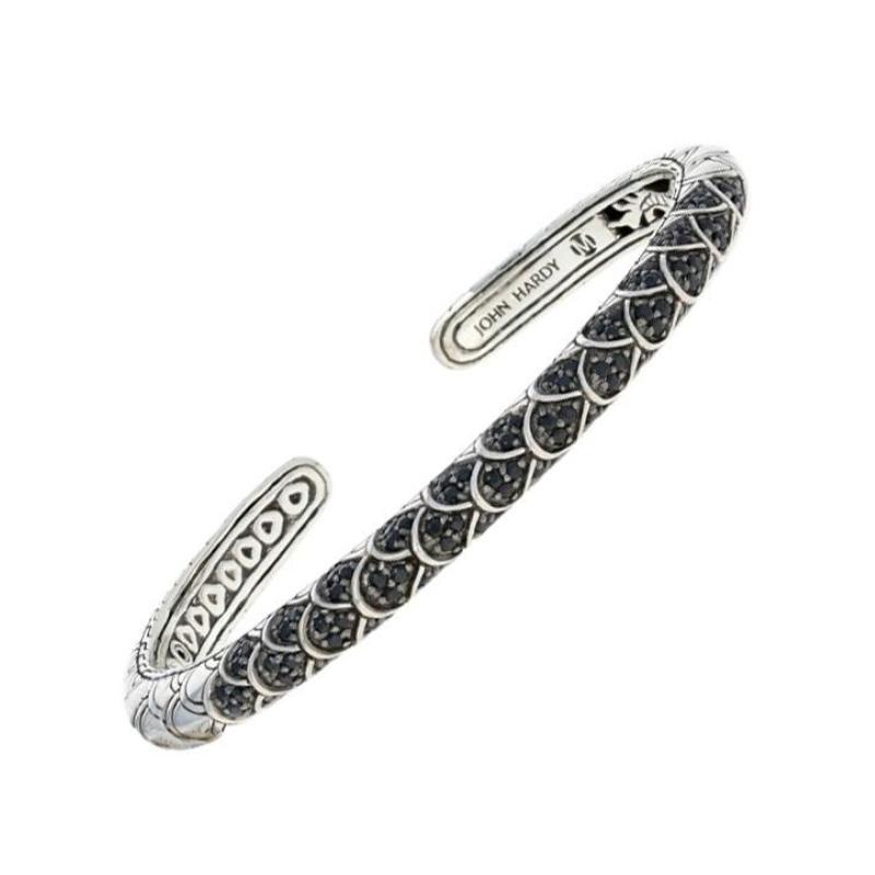 Legends Black Sapphire Bracelet
