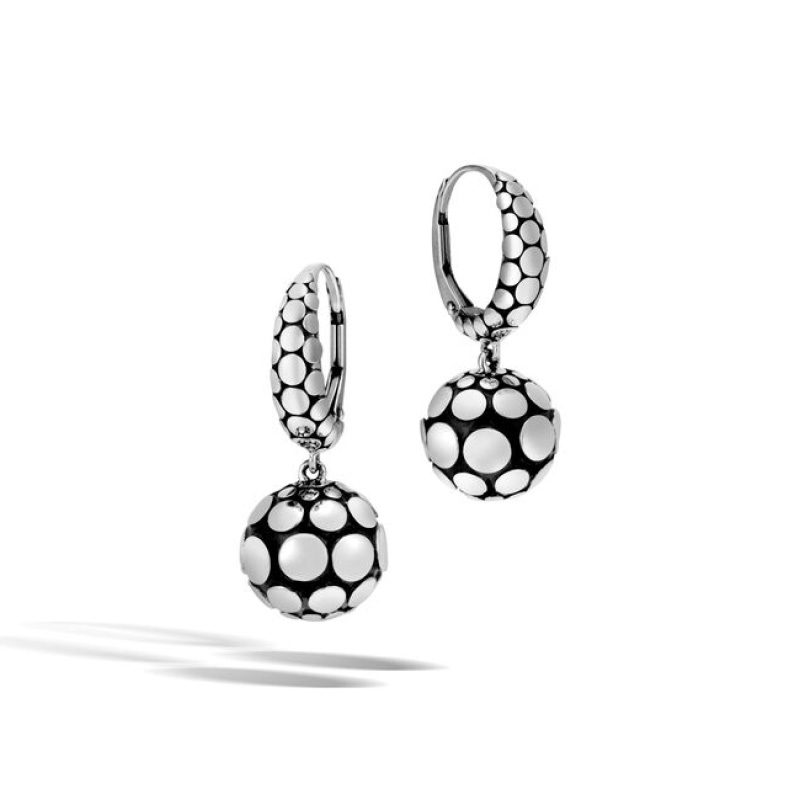 Dot Collection Drop Earring