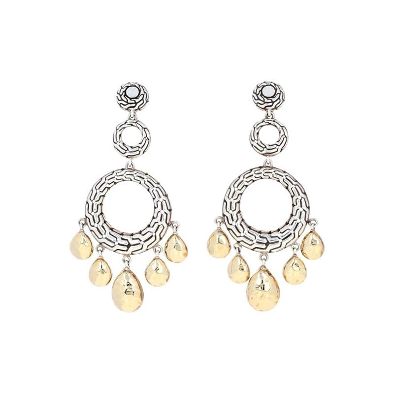 Classic Chain Chandelier Earrings