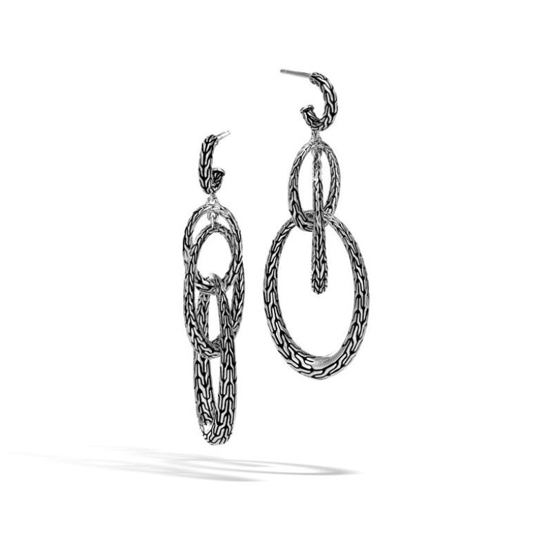 Classic Chain Drop Earring