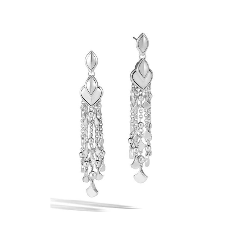 Naga Chandelier Earrings