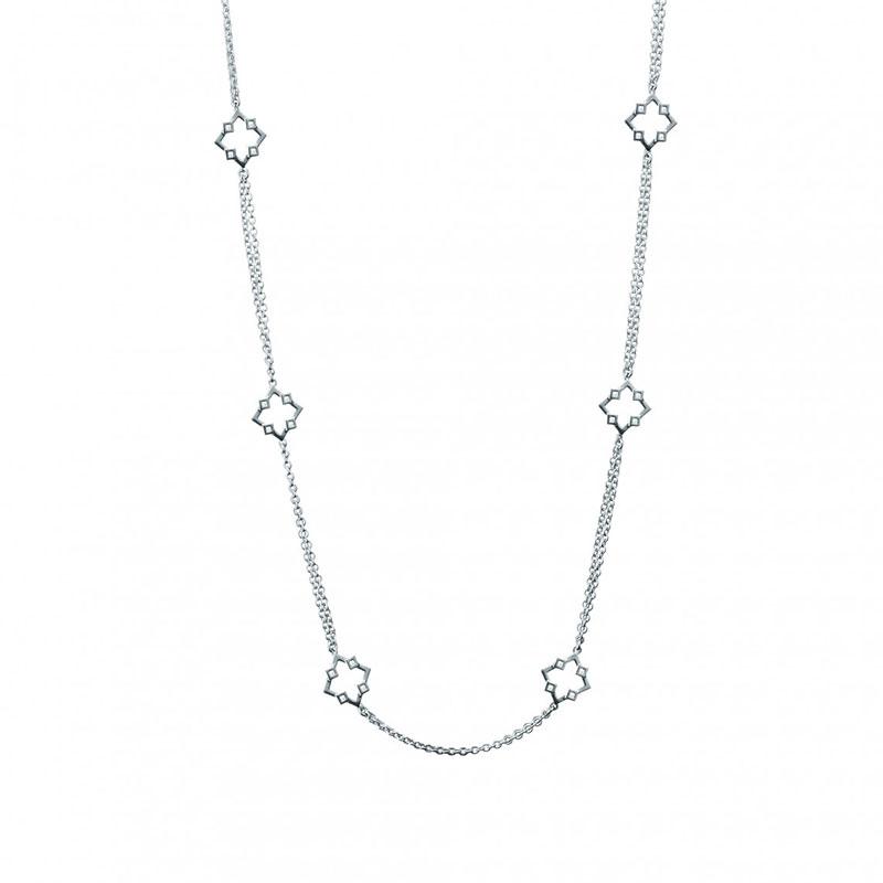 Birks Muse|Monogram Necklace