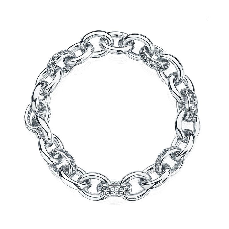 Birks Muse | Silver Link Bracelet