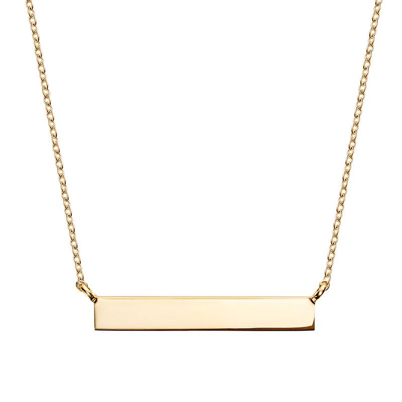 Birks Essentials | Horizontal Bar Necklace