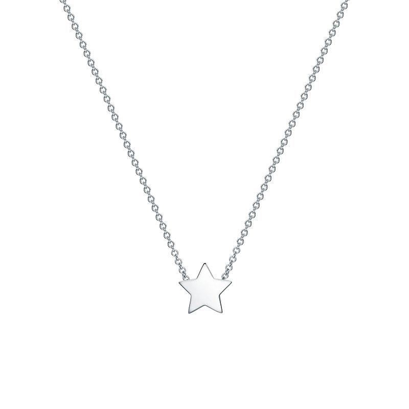 Birks Essentials | Silver Star Pendant