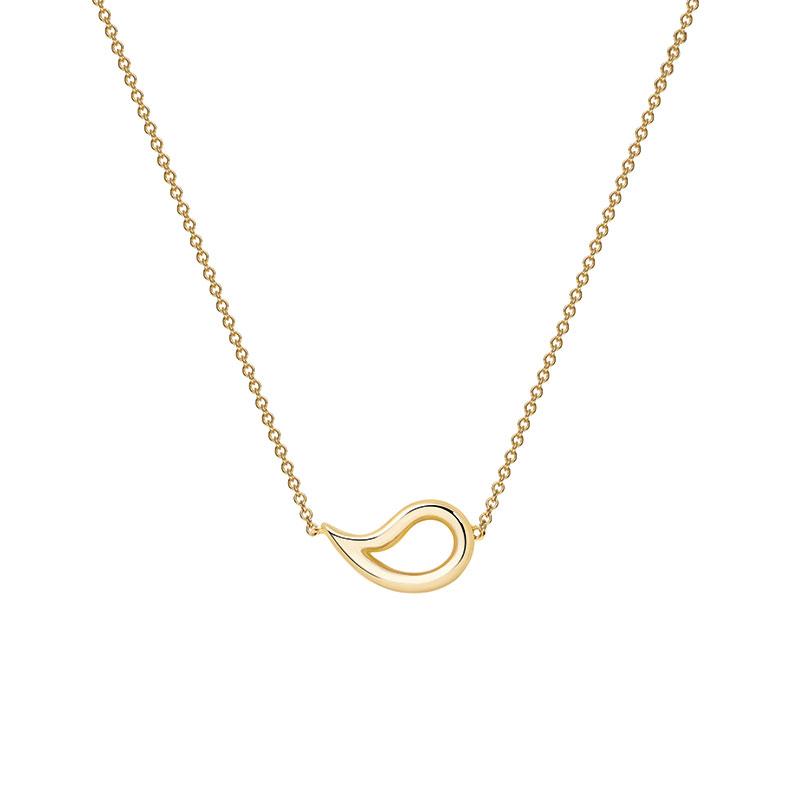 Birks Pétale | Yellow Gold Necklace