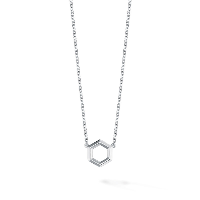Birks Iconic | Silver Bee Chic Pendant