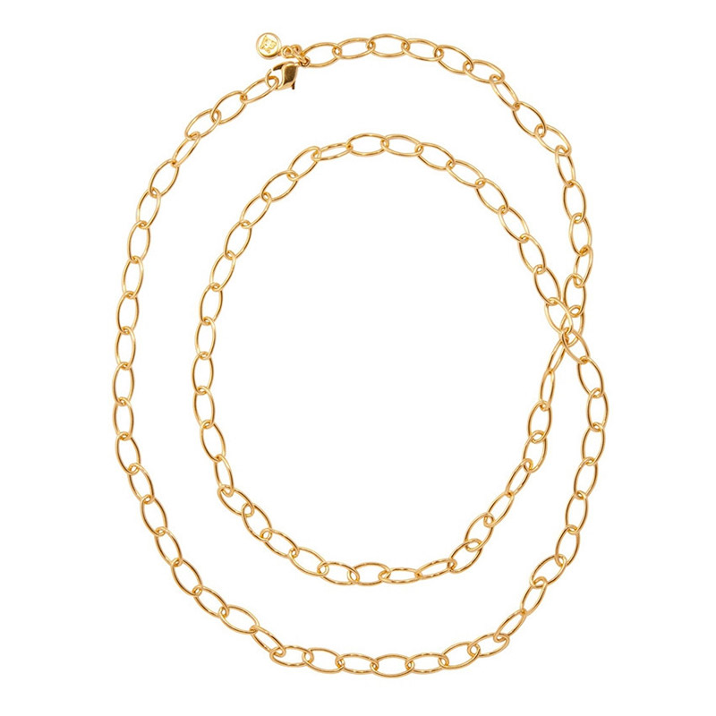 Frey Wille Anchor Oval Chain 30 Inches