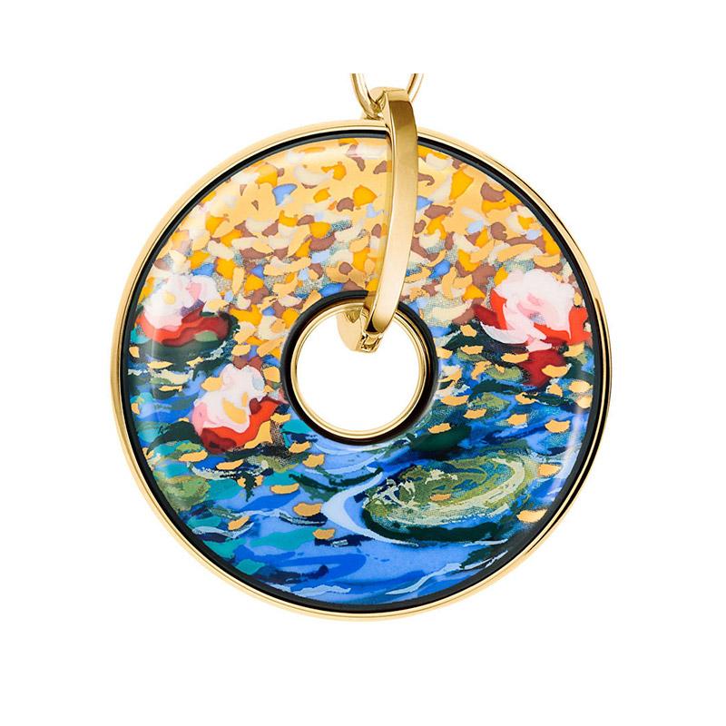 Hommage à Claude Monet Orangerie Luna Piena Pendant