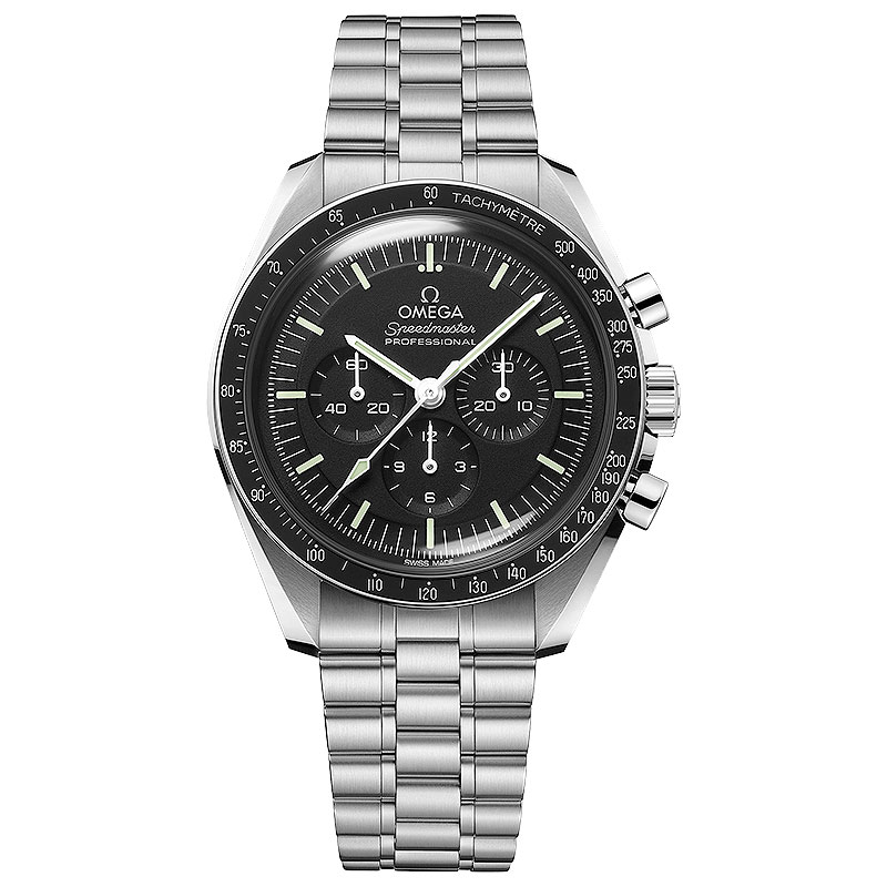 Omega Speedmaster Moonwatch Professional Co-Axial Master Chronometer Chronograph 42mm
