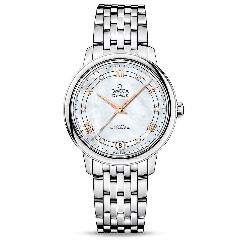 Omega DeVille Prestige Co-Axial Chronometer 32.7mm